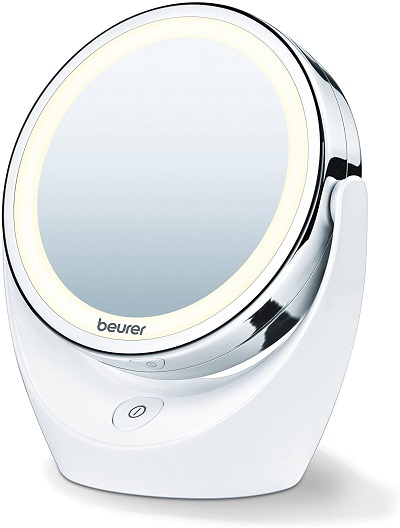 BS 49 illuminated cosmetics mirror in Bangladesh